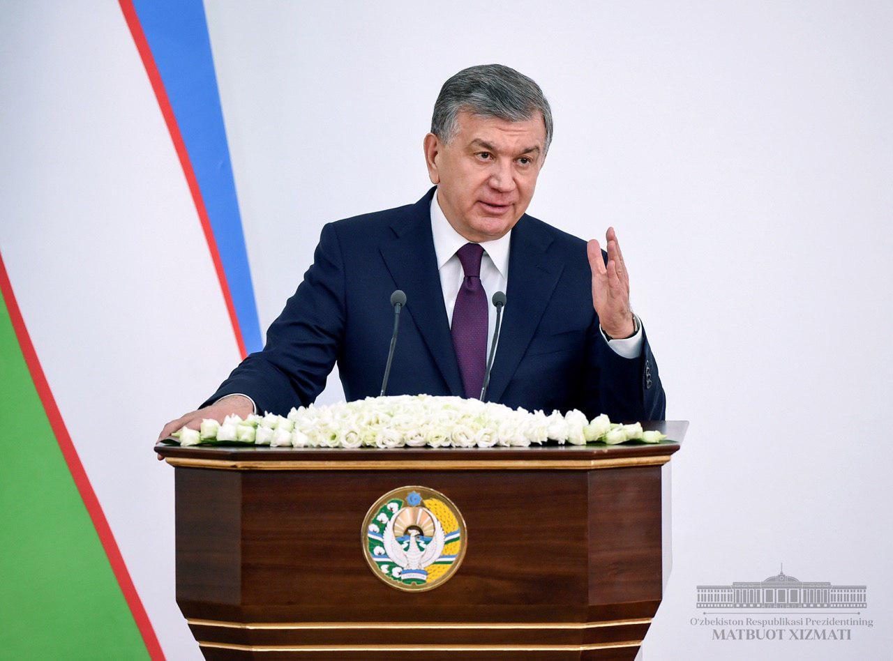 Президент провёл расширенное заседание Генеральной прокуратуры Республики Узбекистан