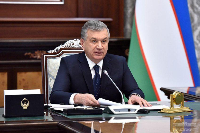 Выступление Президента Республики Узбекистан Шавката Мирзиёева на внеочередном саммите Совета сотрудничества тюркоязычных государств