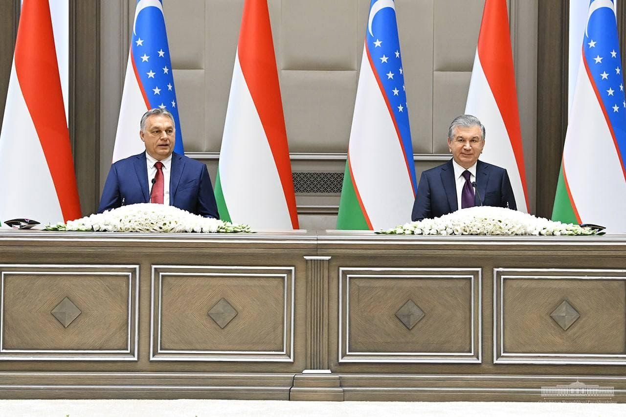 Узбекистан и Венгрия – стратегические партнеры